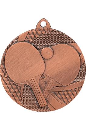 medal tenis stołowy
