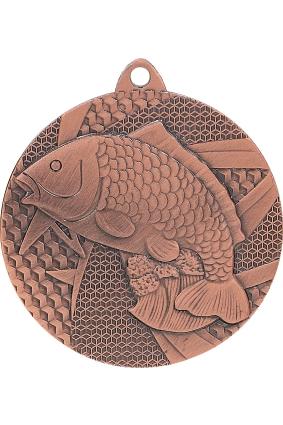 medal wędkarski