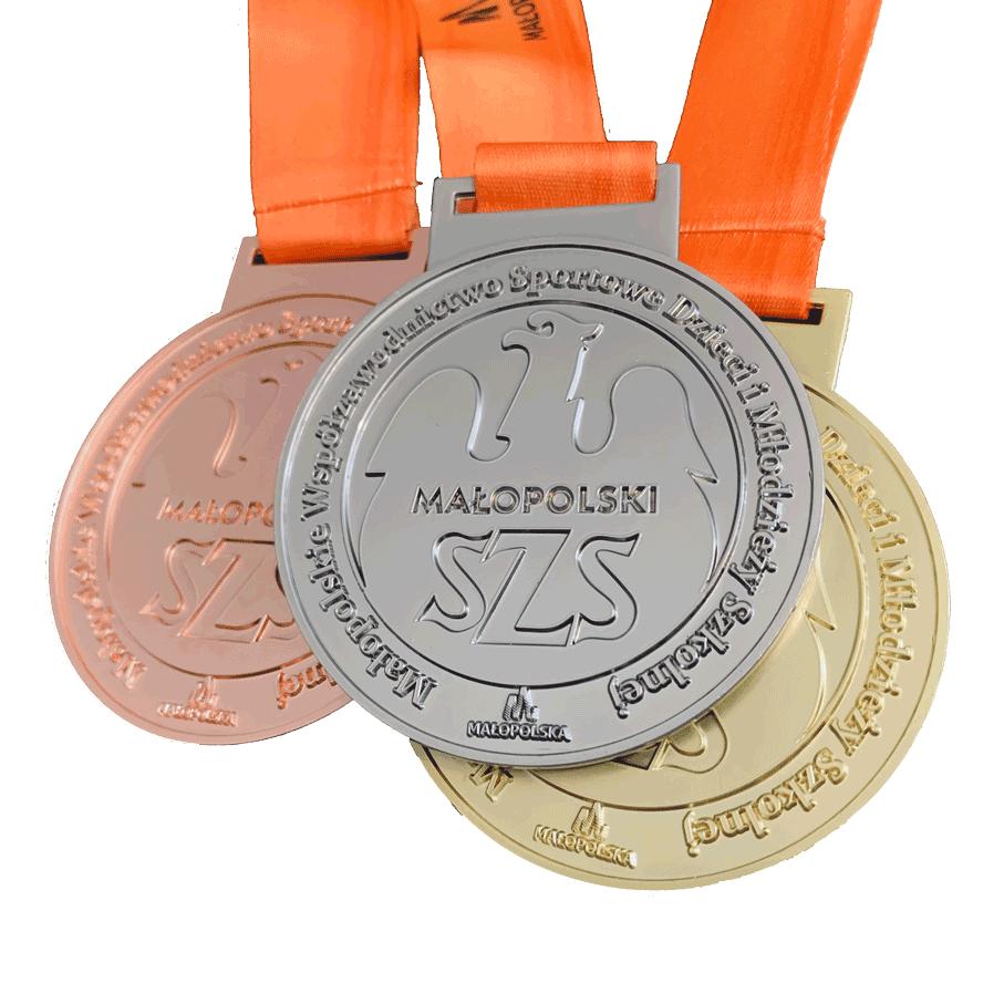 Propozycja medalu odlewanego