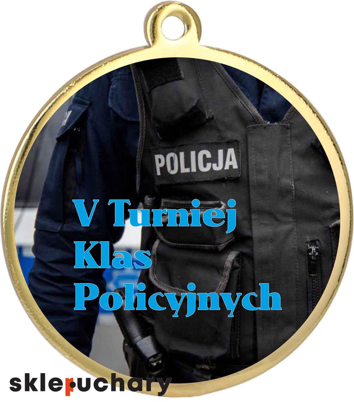 Medal MMC5051 dla policjanta
